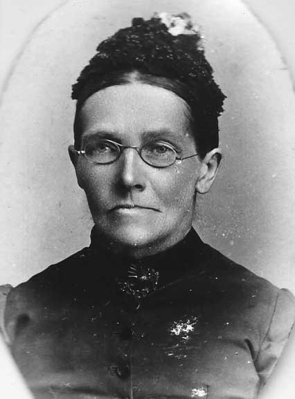 """Jane"" Christiane Berentsen (1841-1923)"