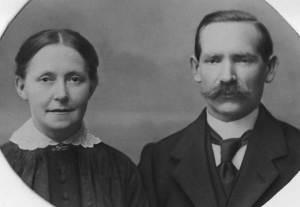 Karen (Poulsen) and Christian Birkholm